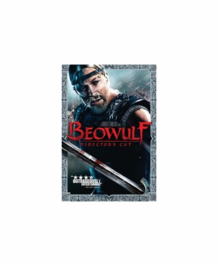 Beowulf Directors Cut DVD Movie (USED)
