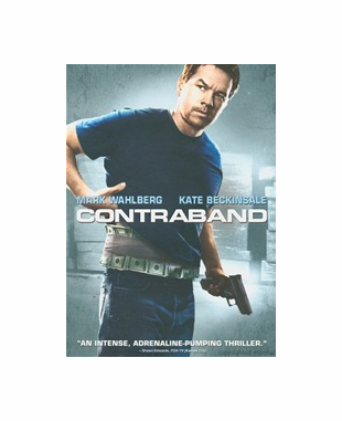 Contraband DVD Movie