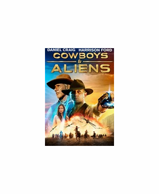 Cowboys &  Aliens DVD Movie