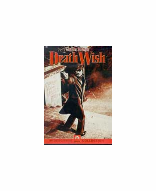 Death Wish DVD Movie (1974)