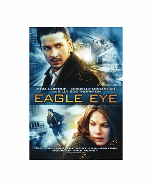 Eagle Eye DVD Movie