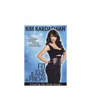 Kim Kardashian Fit in Your Jeans by Friday  Amazing Abs Body Sculpt
