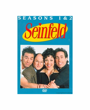 Seinfeld The Complete First And Second Seasons