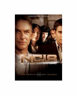 NCIS The Complete First Season