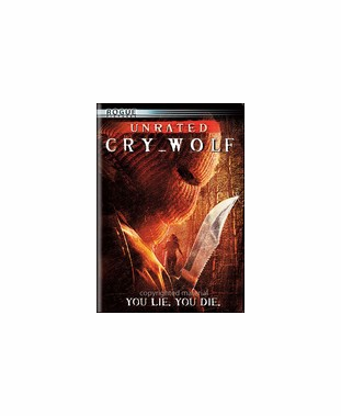 Cry Wolf Unrated DVD Movie (Fullscreen)