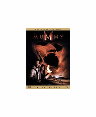 The Mummy Collectors Edition DVD