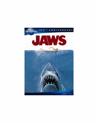 Jaws DVD Movie