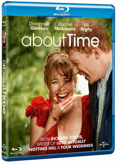 About Time Blu-ray (USED)