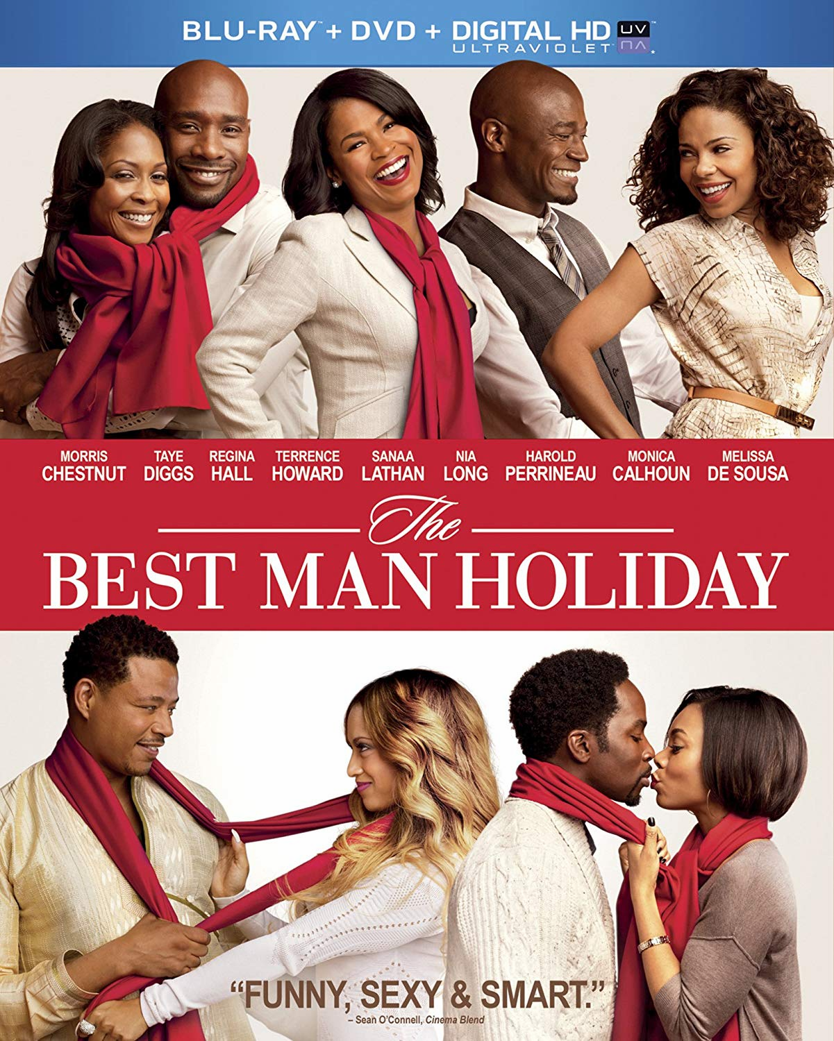 The Best Man Holiday Blu-ray (USED)