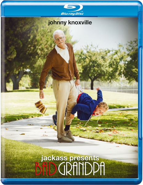 Jackass Presents: Bad Grandpa Blu-ray (USED)