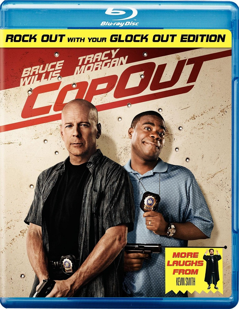 Cop Out Blu-ray Movie (USED)