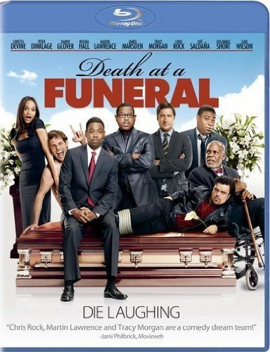 Death at a Funeral Blu-ray (USED)