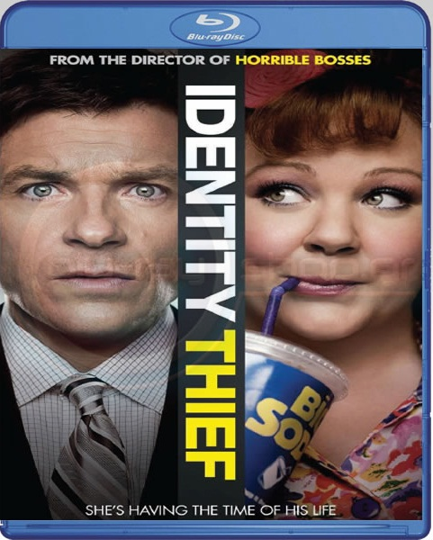Identity Thief Blu-ray Movie