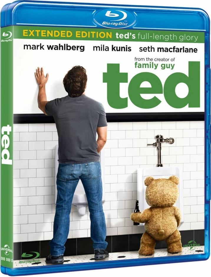 Ted Blu-ray Movie