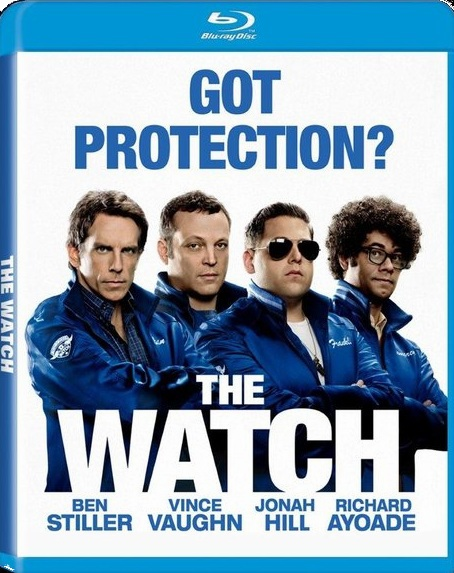 The Watch Blu-ray Movie
