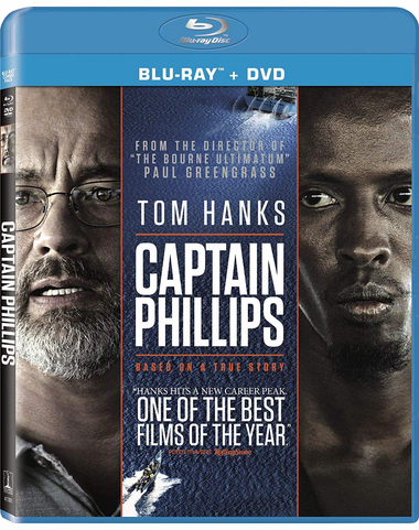 Captain Phillips Blu-ray (USED)