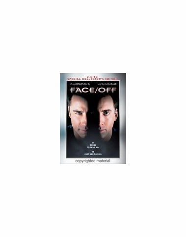 Face Off  2 Disc Special Collectors Edition DVD