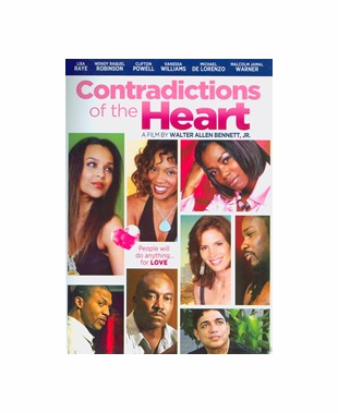 Contradictions Of The Heart DVD