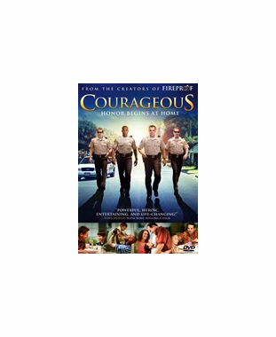 Courageous DVD Movie