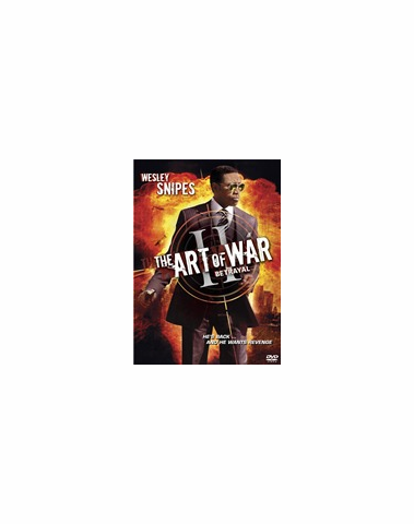The Art Of War II Betrayal DVD