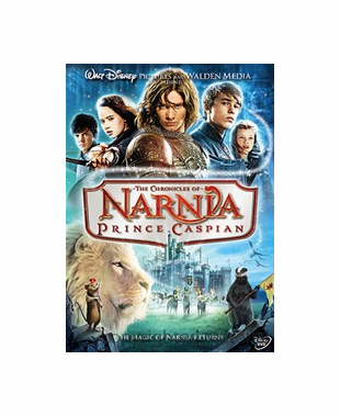 The Chronicles Of Narnia Prince Caspian DVD