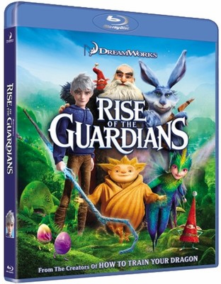Rise Of The Guardians Blu-ray (USED)