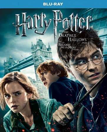 Harry Potter And The Deathly Hallows: Part 1 Blu-ray (USED)