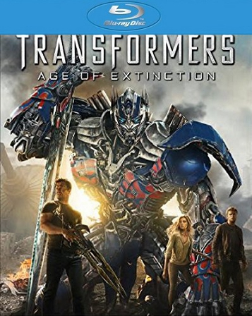 Transformers Age of Extinction Blu-ray (USED)