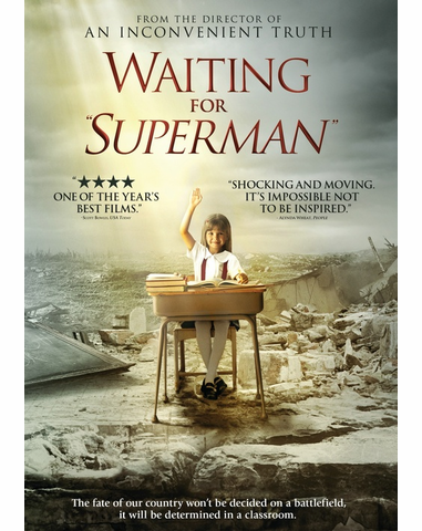 Waiting For Superman DVD Movie