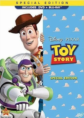 Toy Story Blu-Ray (USED)