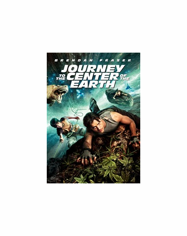Journey To The Center Of The Earth DVD Movie