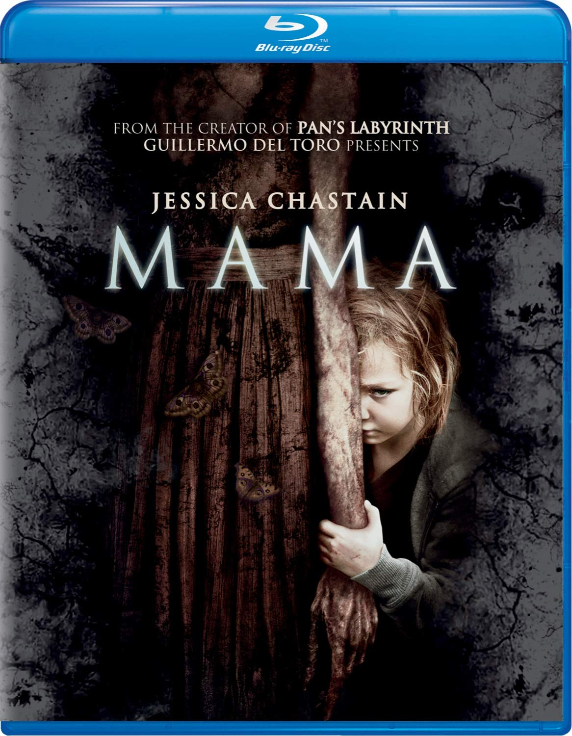 Mama Blu-ray Movie (USED)