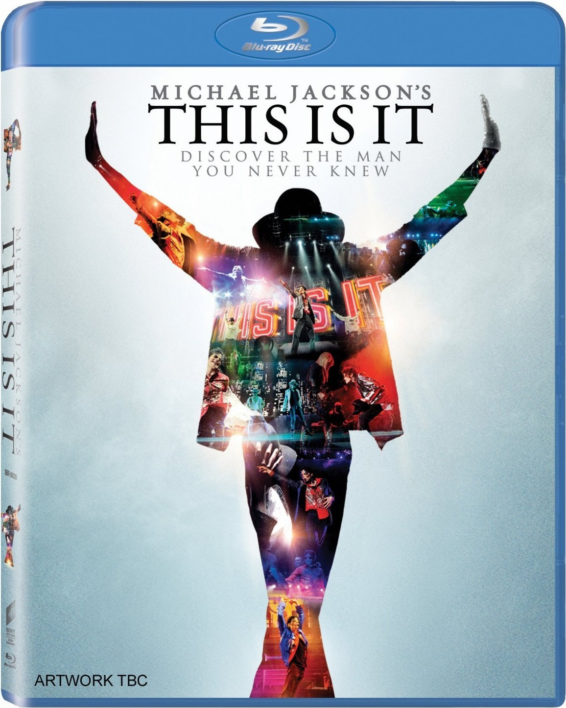 This Is It Blu-ray Movie (USED)