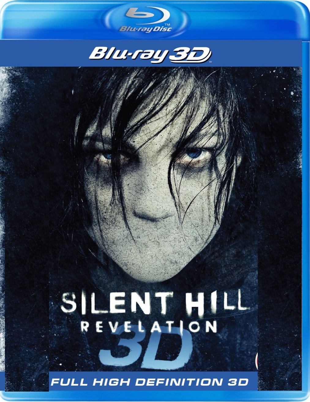 Silent Hill Revelation 3D Blu-ray (USED)