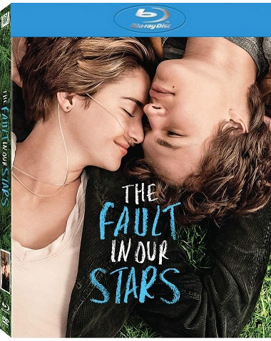 The Fault In Our Stars Blu-ray (USED)