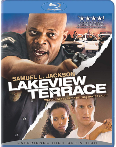 Lakeview Terrace Blu-ray Movie (USED)