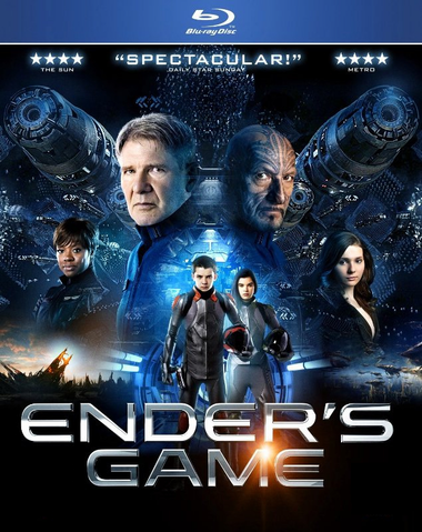 Ender's Game Blu-ray (USED)
