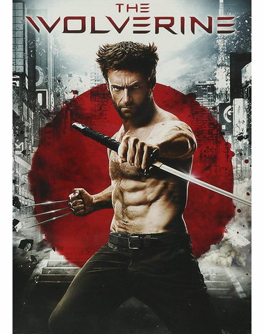 The Wolverine DVD (USED)