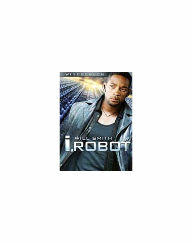 i Robot DVD Movie