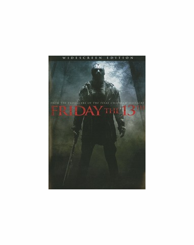 Friday the 13th DVD Movie