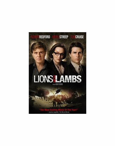 Lions for Lambs DVD Movie