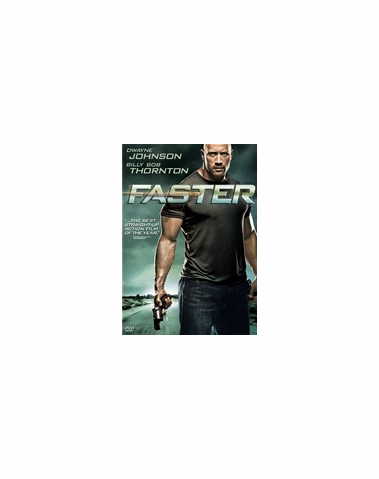 Faster DVD Movie (USED)