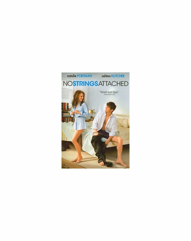 No Strings Attached DVD Movie