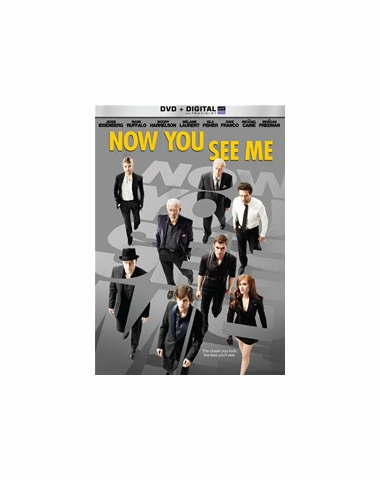 Now You See Me DVD Movie