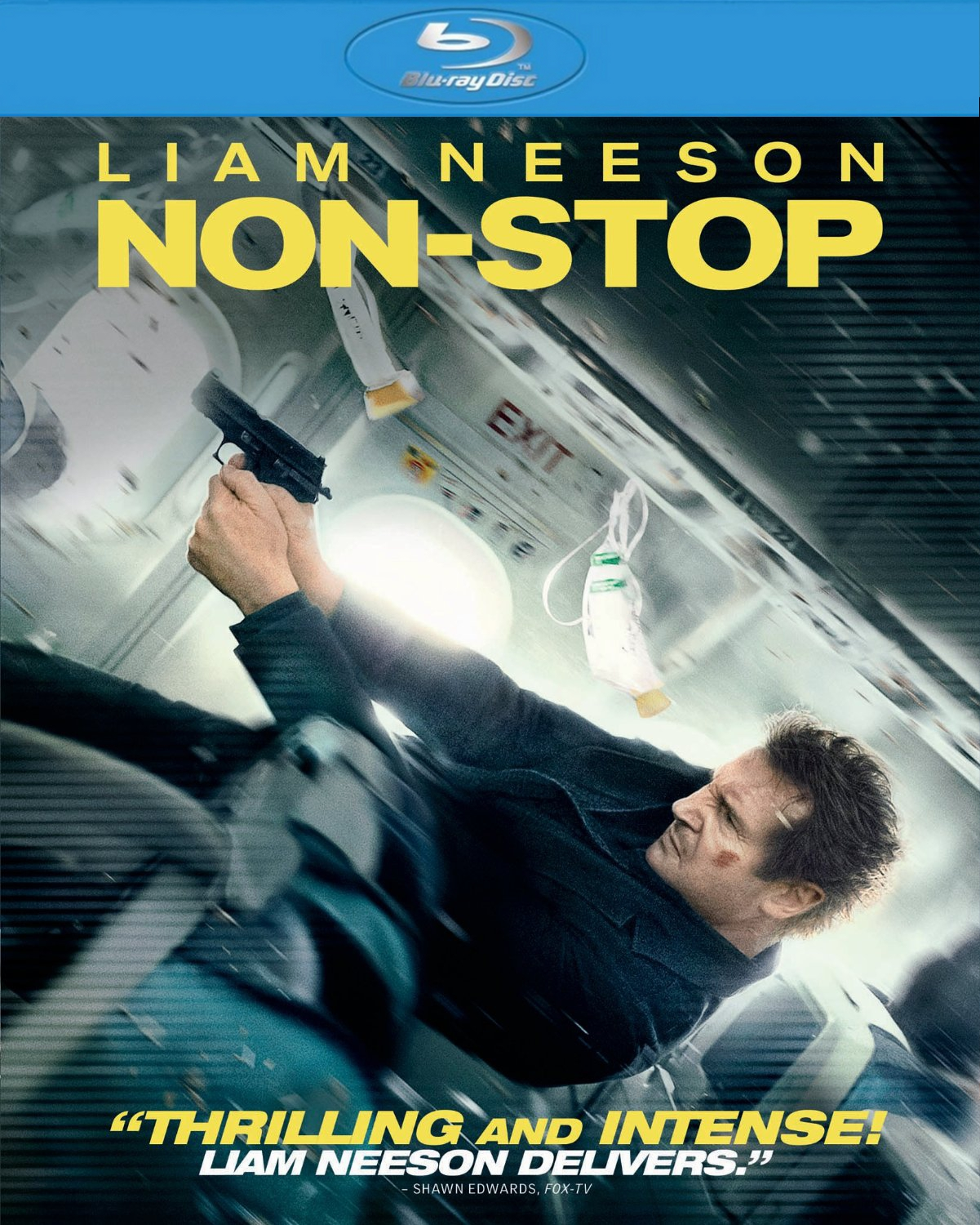 Non-Stop Blu-ray USED