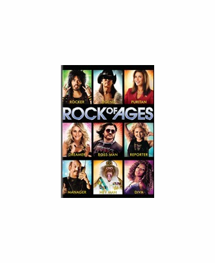 Rock Of Ages DVD Movie