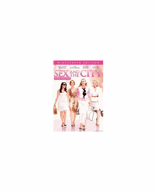 Sex And The City DVD  Movie