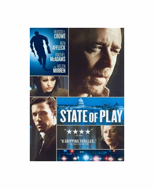 State Of Play DVD Movie