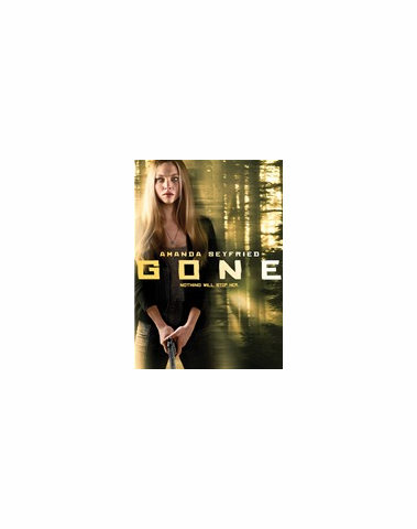 Gone DVD Movie