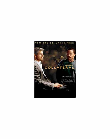 Collateral DVD Movie